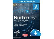 SYMANTEC NORTON 360 FOR GAMERS 50GB IT 1USER 3 DEVICE ATTACH