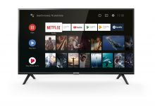 TCL SMART TV 40 DIRECT LED FHD ANDROID TV 8.0 BLACK