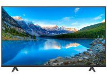 TCL SMART TV 50 4K SLIM CON HDR E ANDROID TV NERO