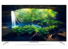 TCL SMART TV 65 4K ULTRA SOTTILE CON HDR E ANDROID TV CON CORNICE IN METALLO