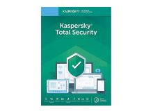 SOFTWARE KASPERSKY TOTAL SECURITY 2019 MULTI-DEVICE 2PC - 1 ANNO