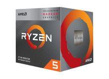 CPU AMD RYZEN 5 3400G BOX AM4 3.7Ghz + Wraith Stealth Cooler