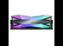 ADATA RAM GAMING XPG SPECTRIX D60G DDR4 16GB(2x8GB) 3600MHZ CL18 GREY