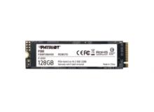 PATRIOT SSD P300 128GB M2 2280 PCIE GEN3, 1600MBS/600MBS R/W