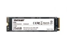 PATRIOT SSD P300 256GB M2 2280 PCIE GEN3, 1700MBS/1100MBS R/W