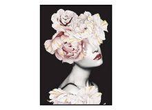 Quadro FlowerHair (120 x 80 x 2,5 cm)