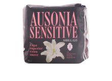 Assorbenti Normali con Ali Sensitive Ausonia (14 uds)