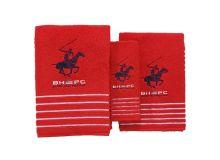 Set di asciugamani Beverly Hills Polo Club (3 pcs)