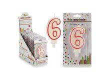Candela Compleanno Nº 6