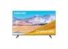 "TV COLOR 65\""\"" LED 4K 2100 PQI Smart TV WiFi SAMSUNG UE65TU8072 BLACK EUROPA"