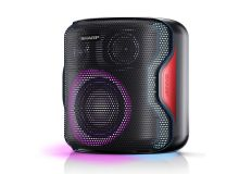 PARTY SPEAKER SYSTEM SHARP PS-919 - 130W BLUETOOTH RADIO 2 USB AUX IN EQUALIZER