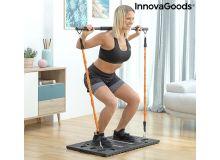 Sistema di Allenamento Integrale Portatile con Manuale per gli Esercizi Gympak Max InnovaGoods