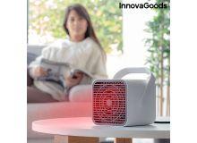 Mini Termoventilatore Elettrico Portatile HeatCube InnovaGoods 500W