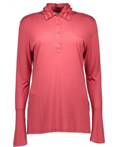 FRED PERRY POLO MANICHE LUNGHE Donna   FRED PERRY
