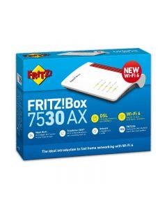 ROUTER FRITZ BOX 7530AX -  WiFi 6 2.4GHZ/5GHZ DSL VOIP SUPERVECTORING 35b