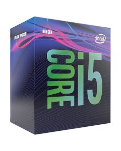 CPU INTEL CORE i5-9500 - BOX 3.0GHZ 9MB SOCKET 1151 COFFEE LAKE