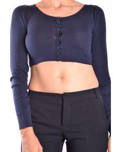 Liu jo Cardigan da Donna Colore blu Modello WH6-BC18700--blu