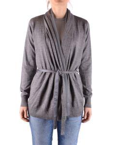 Liu jo Cardigan da Donna Colore grigio Modello WH6-BC33054-AR358-Grigio