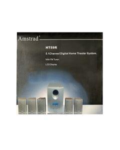 DOLBY SORROUND AMSTRAD HT59R 5.1 CON RADIO FM