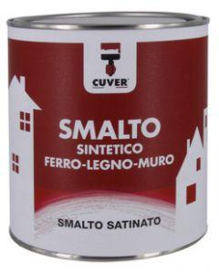 SMALTO CUVER SATINATO BIANCO LT.0,750