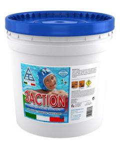CLORO MULTIF.X PISCINE PASTIGL.GR.200 KG. 5 3 ACTION
