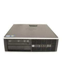 PC REFURBISHED HP 8200 ELITE SFF - I5-2400 8GB SSD-240GB W10 Pro MAR - Grade A