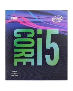 CPU INTEL CORE i5-9400F - BOX NO-VGA 2.9GHZ 9MB SOCKET 1151 COFFEE LAKE