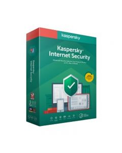 SOFTWARE KASPERSKY INTERNET SECURITY 2020 3PC - 1 ANNO RINNOVO