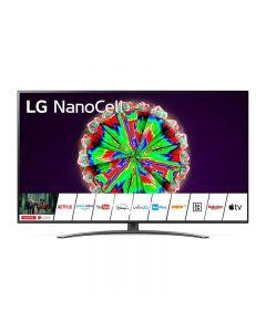 """TV COLOR 65\""""\"""" LG 65NANO813NE - NANOCELL 4K Smart TV WiFi 4HDMI 2USB DVB-T2/S2 BLACK EUROPA"""