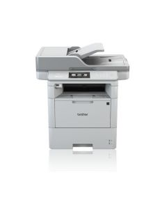 BROTHER MULTIF.LASER MFC-L6800DW A4 B/N 46PPM FRONTE/RETRO ADF USB/ETHERNET/WIRELESS STAMPANTE SCANNER COPIATRICE FAX