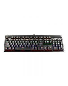 Tastiera Gaming iTek TAURUS X21 - Meccanica con tecnologia CIY3.0, switch blu, retroilluminazione multicolor, tasti macro