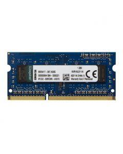 SO-DIMM KINGSTON KVR16LS11/4 - 4GB PC1600 DDR3 LOW VOLTAGE 1.35V