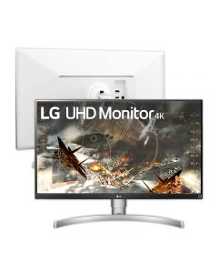 "MONITOR LED 27\""\"" LG 27UL650 - IPS UHD 4K HDR 400 5ms 2xHDMI 1xDP"
