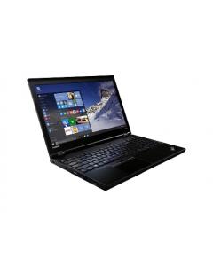 """REFURBISHED NB LENOVO L560 15,6"""" I5-6xxx 8GB 240GB SSD WEBCAM EST. WIN 10 PRO"""