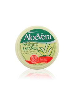 Crema Corpo Idratante Aloe Vera Instituto Español Capacità:400 ml
