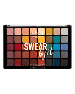 Palette di Ombretti Swear By It NYX (40 x 1 g)