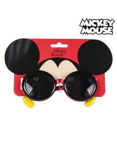 Occhiali da Sole per Bambini Mickey Mouse Rosso