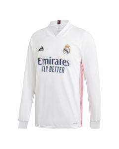 Maglia da Calcio Real Madrid Adidas H JSY LS Taglia:L