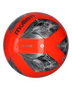 Pallone da Calcio Molten F5A1000 Arancio TPU (Taglia 5)