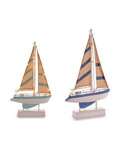 Barco Legno (6 x 52 x 31 cm)
