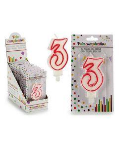 Candela Compleanno Nº 3