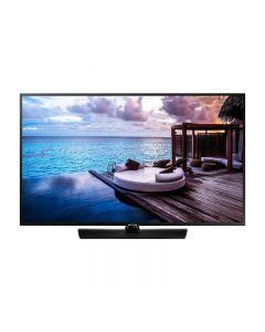 "TV COLOR 49\""\"" LED 4K 1300 PQI SmartTV - HOTEL TV - PIEDE CENTRALE - WiFi SAMSUNG HG49EJ690UB BLACK EUROPA"
