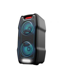 PARTY SPEAKER SYSTEM SHARP PS-929 - 180W BLUETOOTH RADIO 2 USB AUX IN EQUALIZER