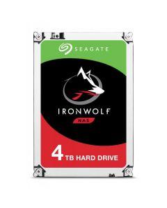 SEAGATE HDD IRONWOLF NAS 4TB 3,5 5900RPM SATA3 64MB CACHE