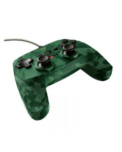 GAMEPAD TRUST GXT 540C Yula CAMO - WIRED PER PS3 E PC 23291