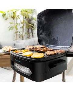 Barbecue Elettrico Cecotec PerfectCountry BBQ 2000W