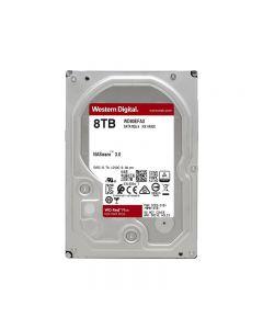 """HARD DISK INTERNO WESTERN DIGITAL WD80EFAX - 8TB 3.5\""""\"""" SATA RED NAS"""